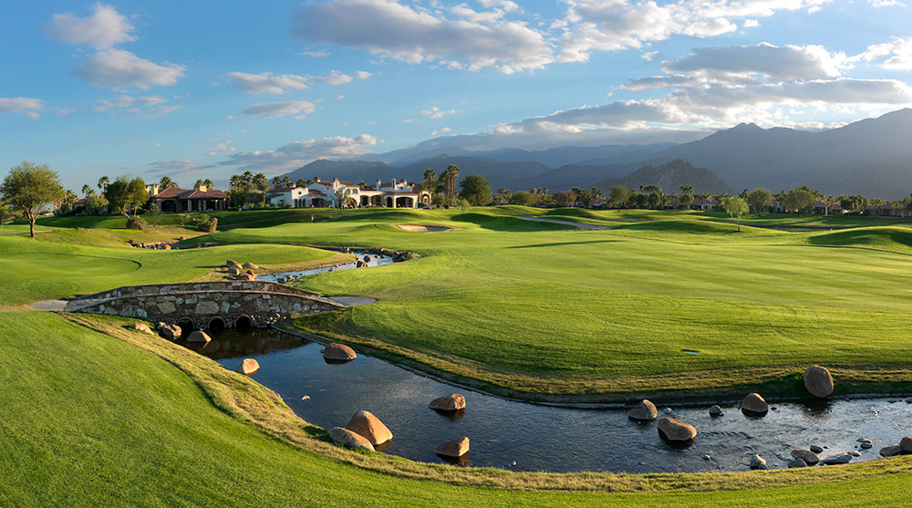 Golf course at The Residence Club at PGA WEST®